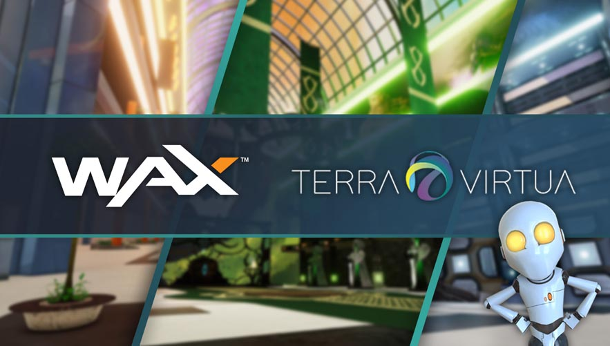 WAX Terra Virtua