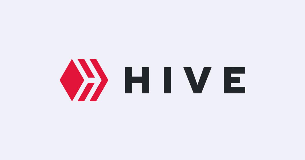 HIVE logo.