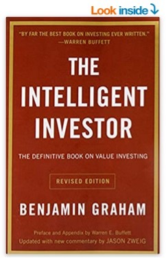 The intelligent investor book cover