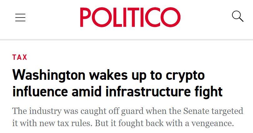 Politico article