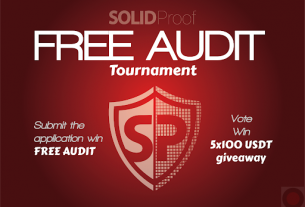 SolidProof Offers Free Audit for DeFi projects in a Community Tournament